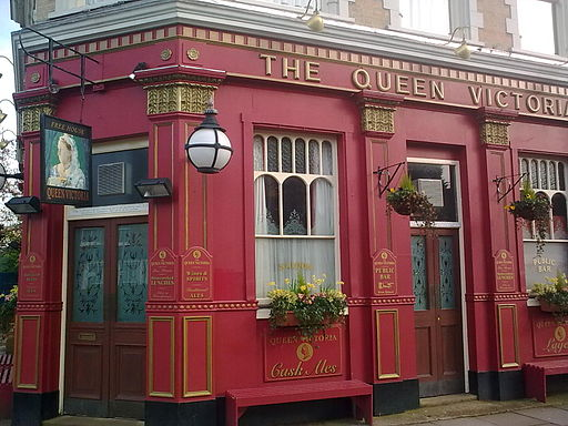 The-Queen-Victoria-pub