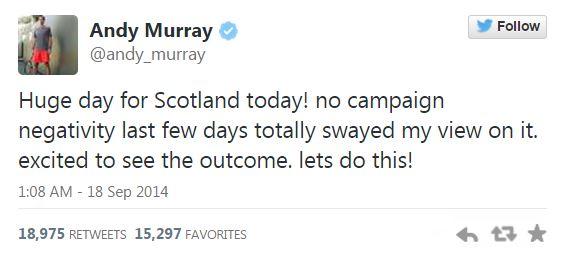 Andy-Murray-independence-tweet