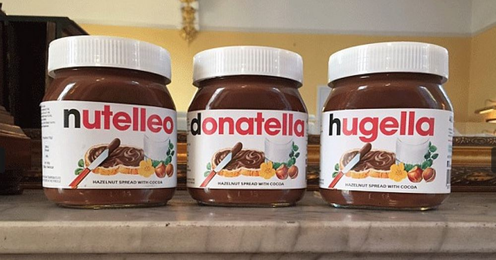 Nutella names