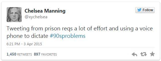 Chelsea-Manning-tweet copyright @xychelsea Twitter