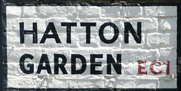 Hatton_Garden_Road_Sign