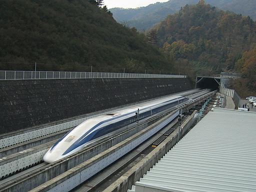JR-Maglev-MLX01