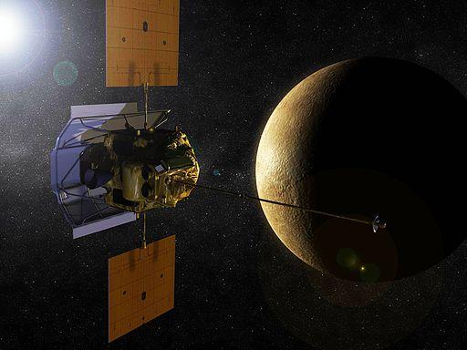 NASA-Messenger-craft