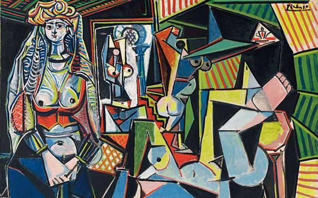 Les_femmes_d'Alger,_Picasso,_version_O