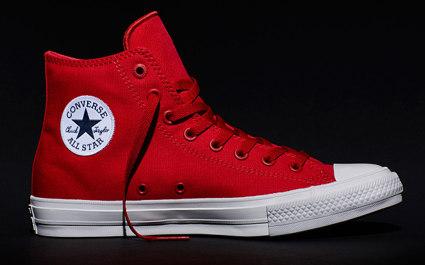 Converse-red-shoe