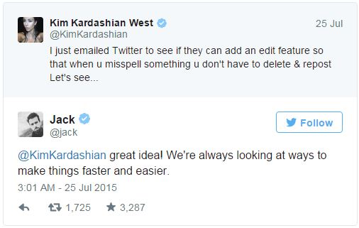 Kim Kardashian Twitter fix