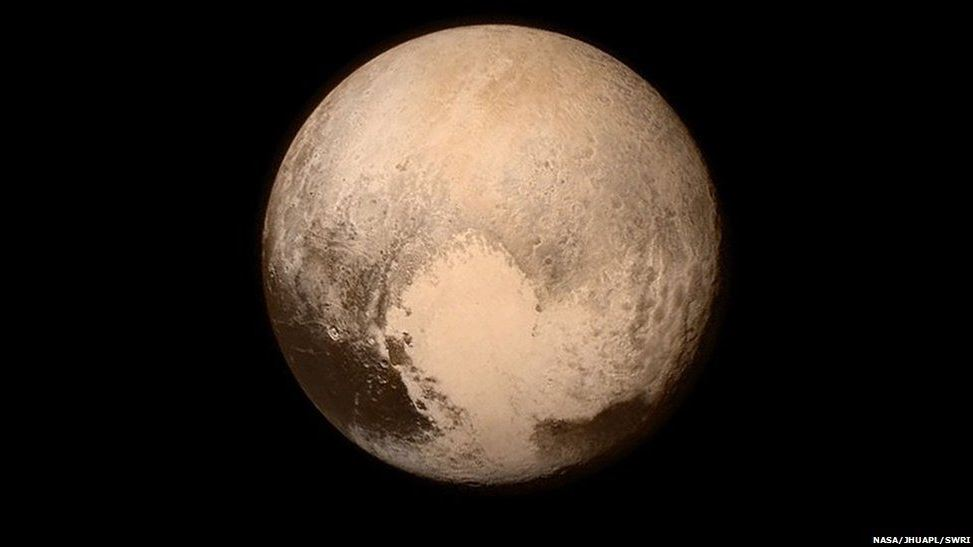 Pluto-by-New-Horizons-spacecraft