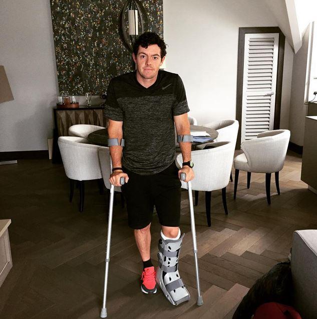 Rory-McIlroy/Instagram