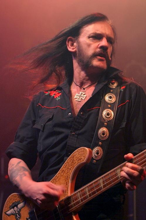 Lemmy-Motorhead