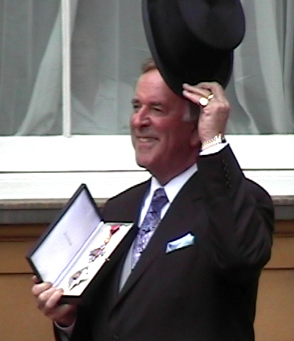Terry Wogan in 2005