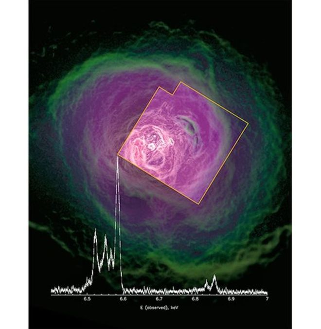 Hitomi Perseus image