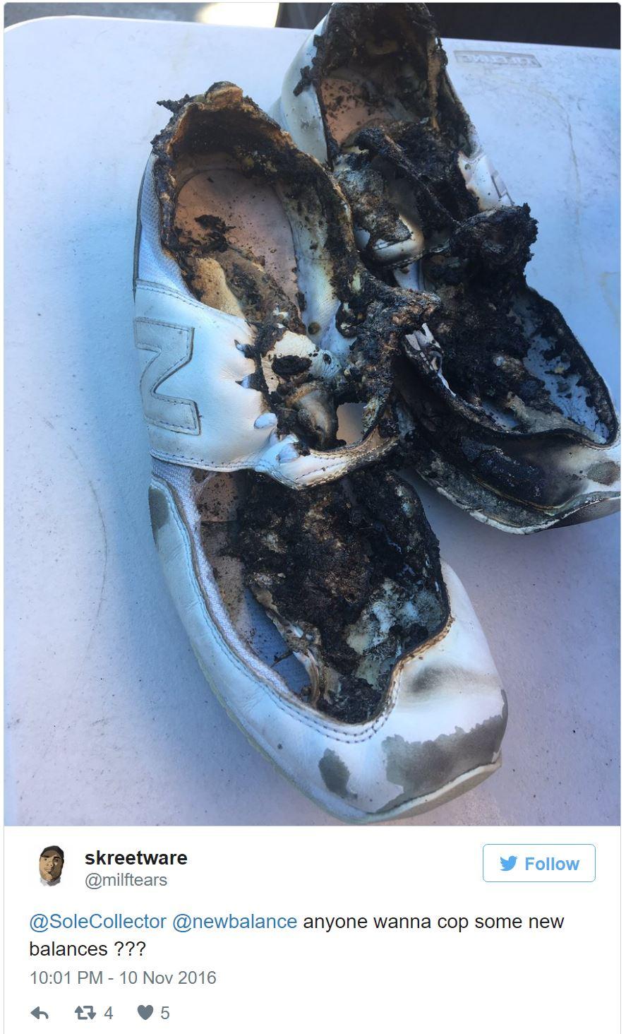 burnt-new-balance-shoes